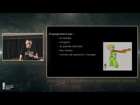 Cours 6 Episode 4 - Psychologie sociale (4) - Notions phares